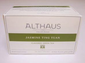 Jasmine Ting Yuan