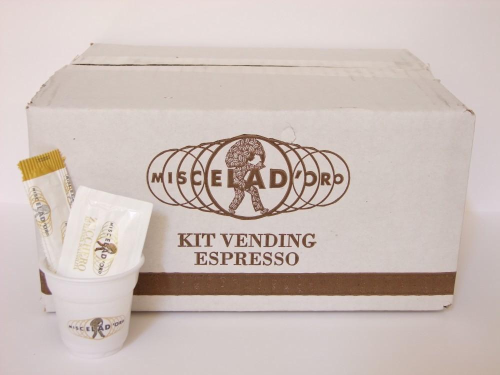 Kit Vending Espresso