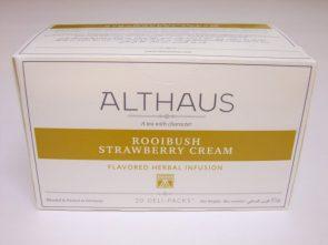 Rooibush Strawberry Cream